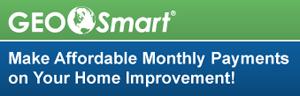 GEOSmart Financing Available